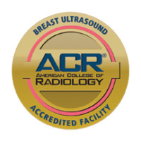 ACR breast ultrasound seal
