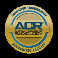 ACR accreditation CT